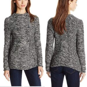 Lucky Brand 3RD Piece Marled Dble Breast Sweater